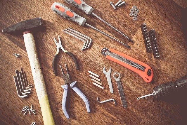 domki narzędziowe plastikowe